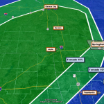 Rounds of Severe Storms, Tornado Threat