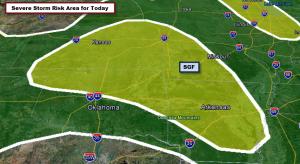 Severe Storm Risk Area