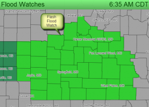 Flash Flood Watch