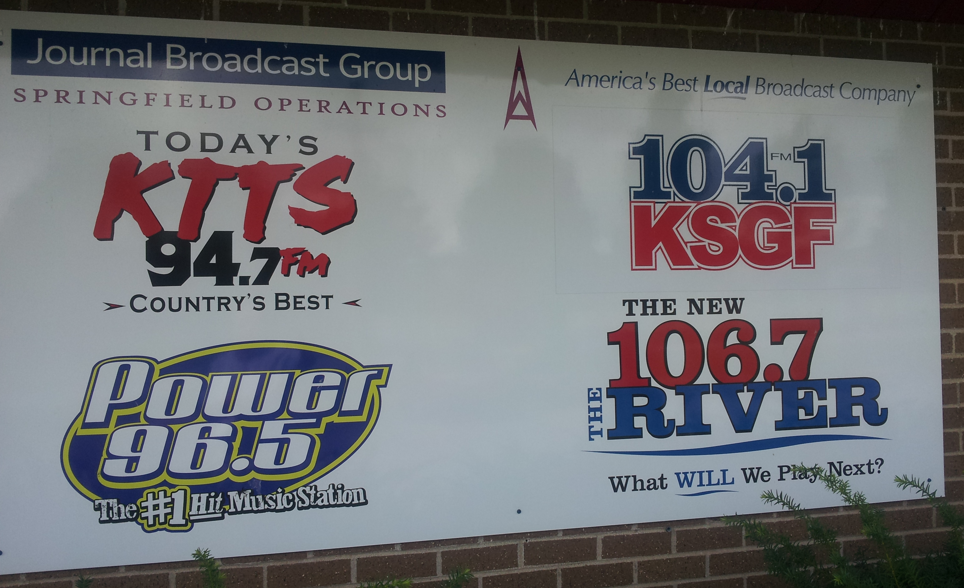 First Meteorologist for KTTS-FM