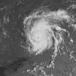 Hurricane Danny 8/21/2015